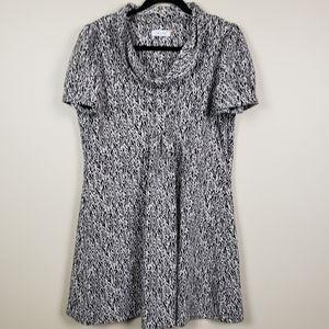 Calvin Klein Cowl Neck A-line Dress 14